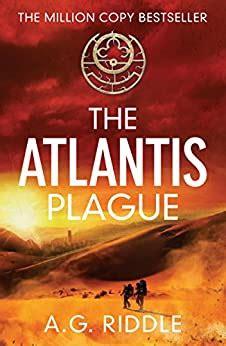 The Atlantis Plague A Thriller The Origin Mystery Book 2 English Edition