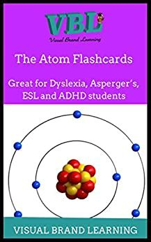 The Atom Study Guides Great For Students With Dyslexia Adhd Aspbergers As Well As Esl Students