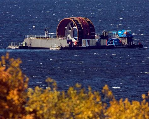 The Bay Of Fundy Galician Edition