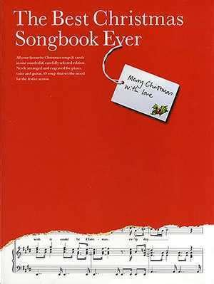 The Best Christmas Songbook Ever (PVG)