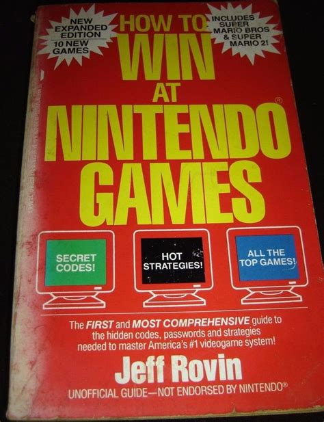 The Best Of How To Win At Nintendo Games By Rovin