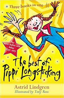 The Best of Pippi Longstocking (3 books in 1)