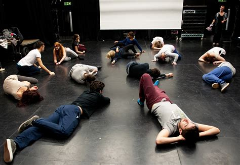 The Body In Performance Contemporary Theatre Review