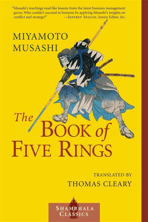 The Book Of Five Rings Miyamoto Musashi