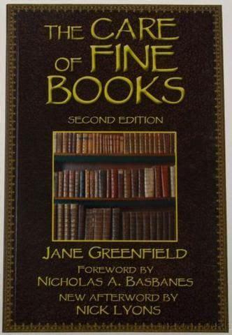 The Care Of Fine Books