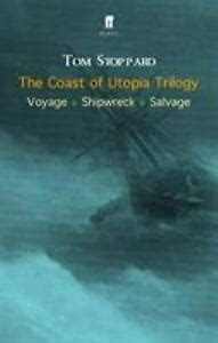 The Coast Of Utopia Trilogy Voyage Shipwreck Salvage
