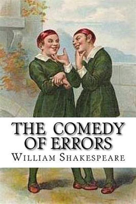 The Comedy Of Errors Shakespeare Library English Edition