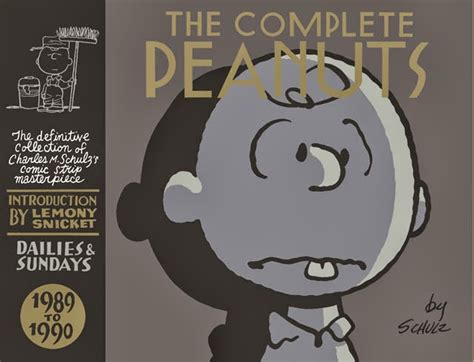 The Complete Peanuts Volume 20 1989 1990