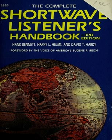 The Complete Shortwave Listener S Handbook