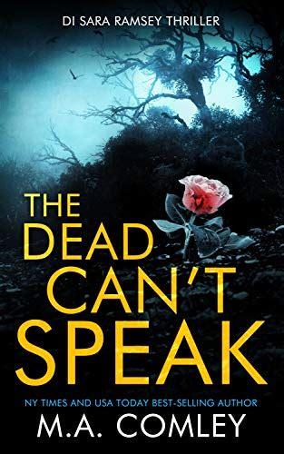 The Dead Can T Speak Di Sara Ramsey Book 3 English Edition