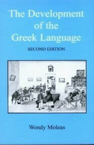 The Development Of The Greek Language Bcppaperbacks