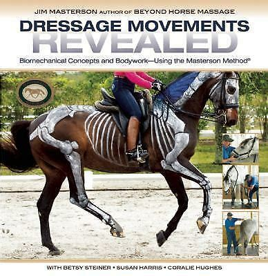 The Dressage Horse Optimized With The Masterson Method Developing And Preserving The Equine Athlete Through Effective Sport Specific Bodywork