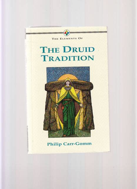 The Druid Tradition (The Elements of…)