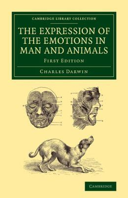 The Expression Of The Emotions In Man And Animals By Darwin Charles 2012 Paperback