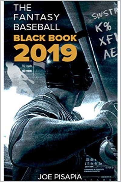 The Fantasy Baseball Black Book 2019 Fantasy Black Book