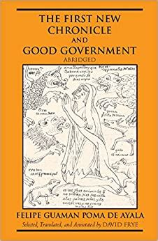 The First New Chronicle And Good Government Abridged Hackett Classics