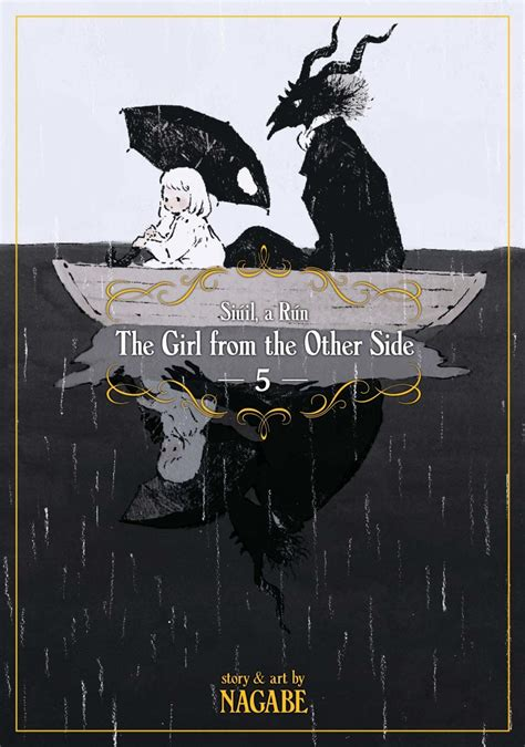 The Girl From The Other Side Siuil A Run Vol 5