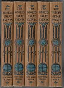 The Great Events Of World History Volume 7 English Edition