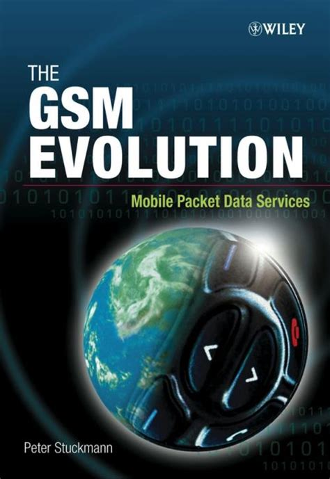 The Gsm Evolution Mobile Packet Data Services