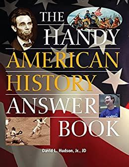 The Handy History Answer Book Second Edition The Handy Answer Book Series