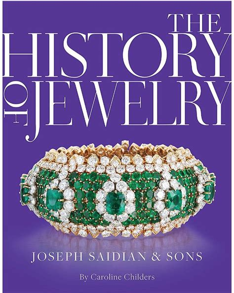 The History Of Jewelry Joseph Saidian And Sons A History Of Jewelry