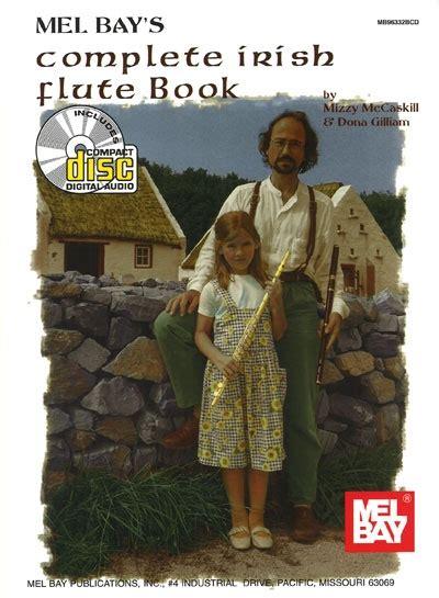 The Irish Flûte Book +CD