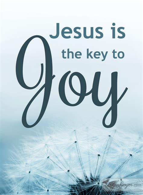 The Joy of Jesus