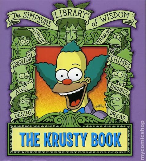 The Krusty Book: Simpsons Library of Wisdom