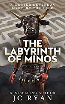 The Labyrinth Of Minos A Carter Devereux Mystery Thriller Book 5 English Edition