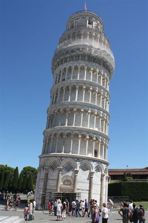 The Leaning Tower A Kids Guide To Pisa Italy