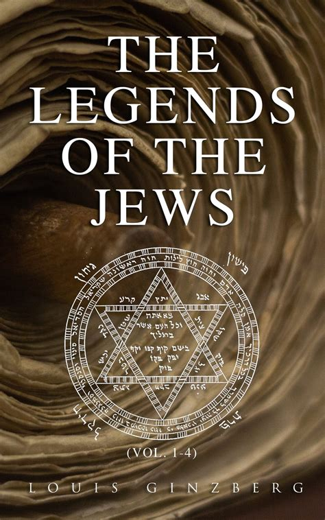 The Legends Of The Jews Volume 1 English Edition