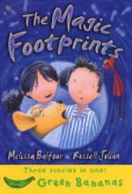 The Magic Footprints Green Banana Banana Books