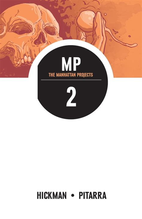 The Manhattan Projects Volume 3 Manhattan Projects Tp