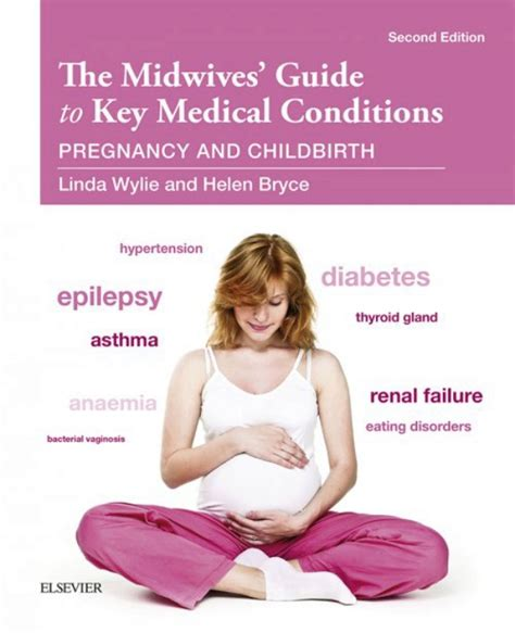 The Midwives' Guide to Key Medical Conditions - E-Book: Pregnancy and Childbirth
