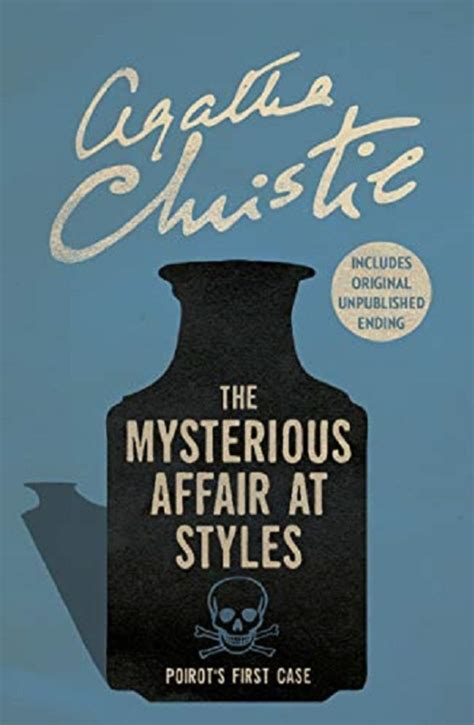 The Mysterious Affair At Styles Kind