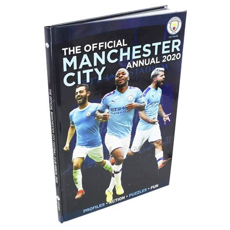 The Official Manchester City Football Club Annual 2005