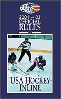 The Official Rules Of Usa Hockey Inline Official Rules Of Inline Hockey