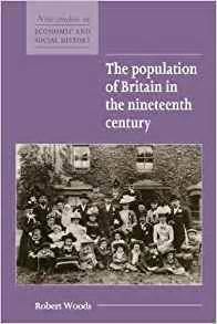 The Population Of Britain In The Nineteenth Century New Studies In Economic And Social History