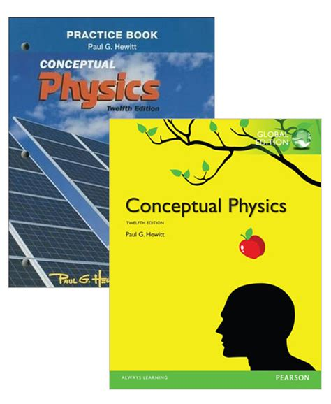 The Practice Book For Conceptual Physics Global Edition Global Edition
