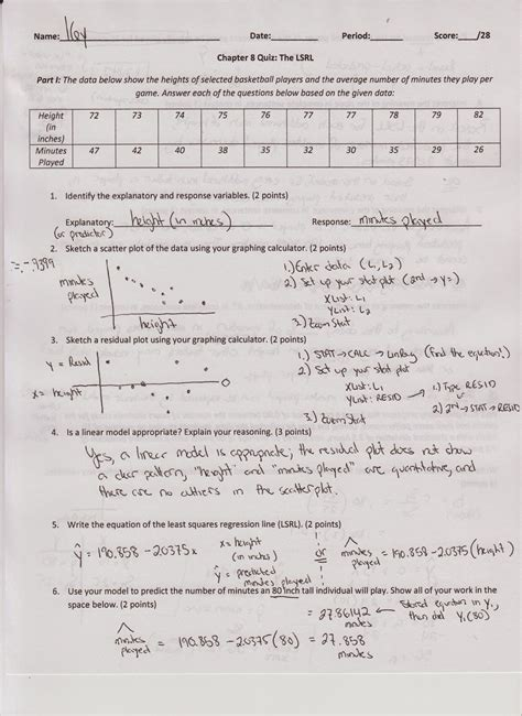 The Practice Of Statistics 3rd Edition Answer Key