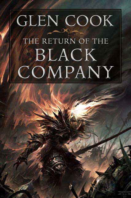 The Return Of Black Company Chronicles 7 8 Glen Cook