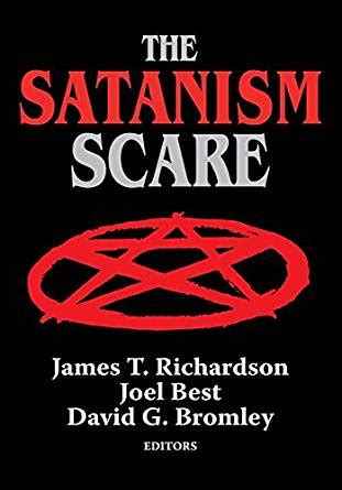 The Satanism Scare Social Institutions And Social Change Series