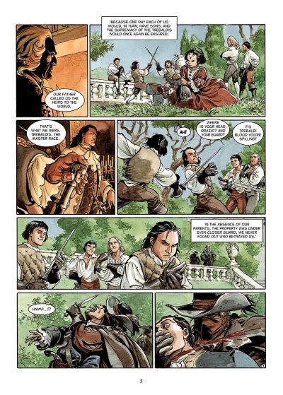 The Scorpion Tome 8 In The Name Of The Son