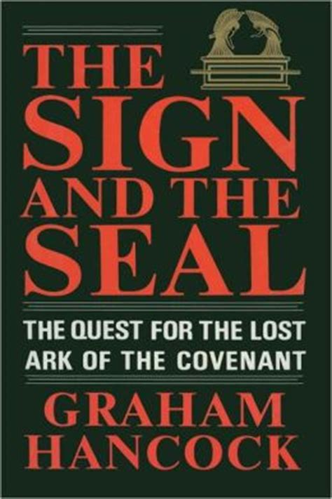 The Sign and the Seal: The Quest for the Lost Ark of the Covenant