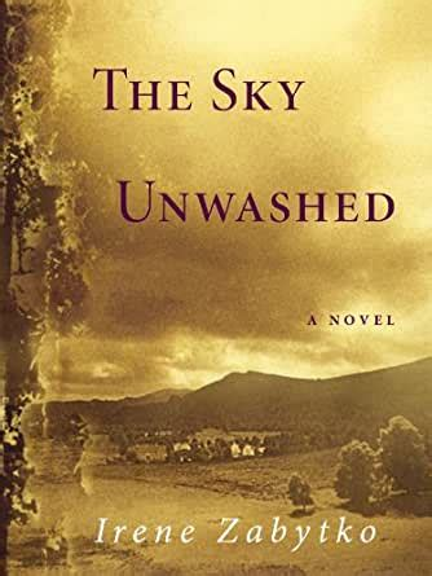 The Sky Unwashed Irene Zabytko