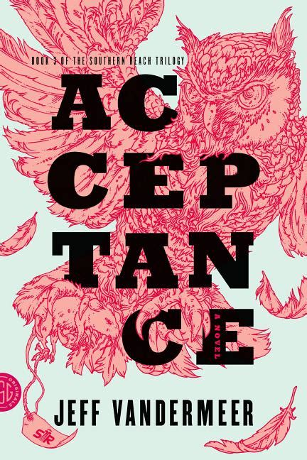 The Southern Reach Trilogy Acceptance Book 3