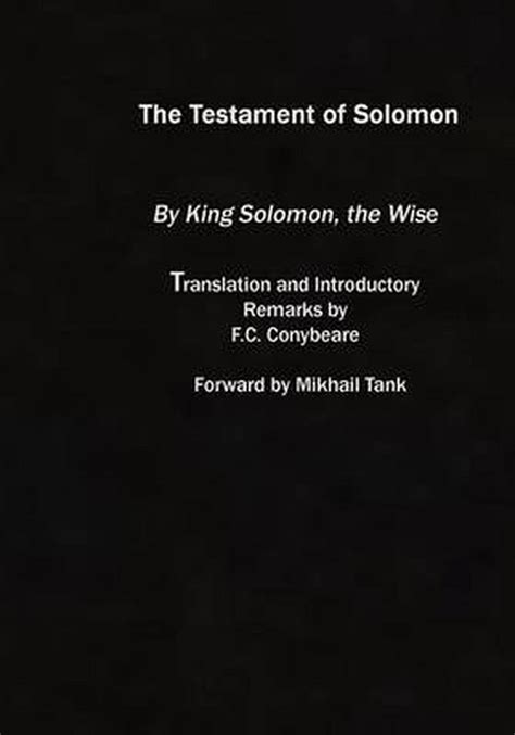 The Testament Of King Solomon Complete Art Edition English Edition