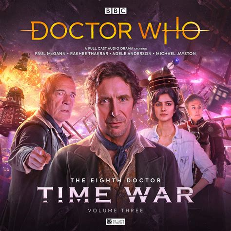 The Time War - Series 2 (Doctor Who - The Eighth Doctor)
