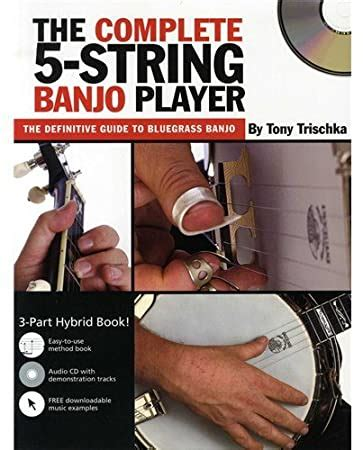 The Tony Trischka Collection. Partitions pour Tablature Banjo
