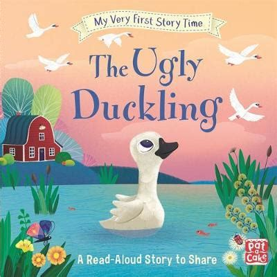 The Ugly Duckling: Fairy Tale with picture glossary and an activity (My Very First Story Time)